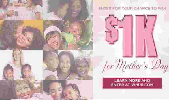 WHUR-Mothers-Day-Contest