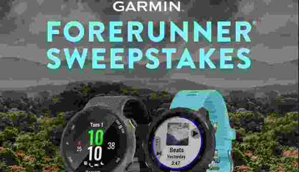 WorldWideStereo-Garmin-Forerunner-Sweepstakes