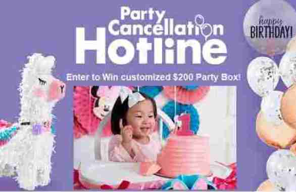 partycity-party-cancellation-hotline-giveaway