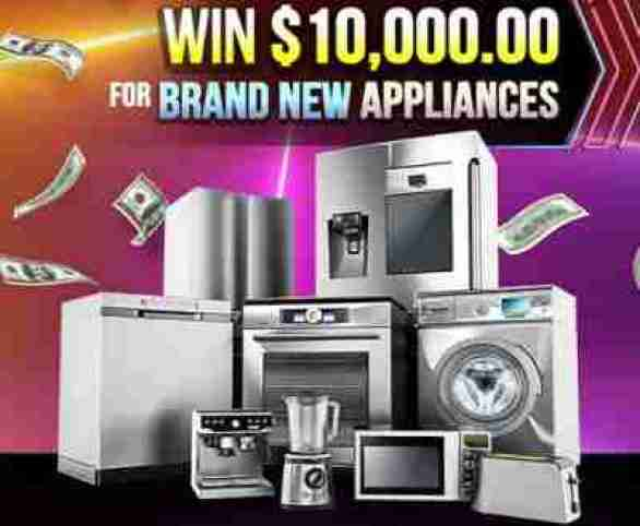PCH-New-Appliances-Sweepstakes