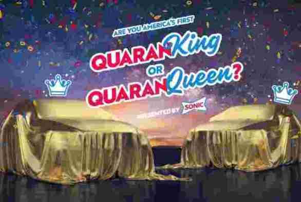 Sonic-QuaranKing-QuaranQueen-Contest