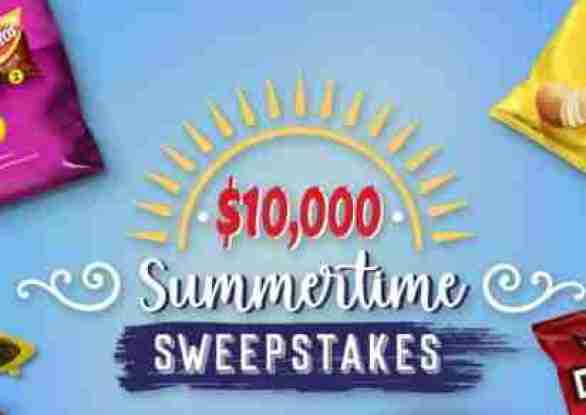 TastyRewards-Summertime-Sweepstakes