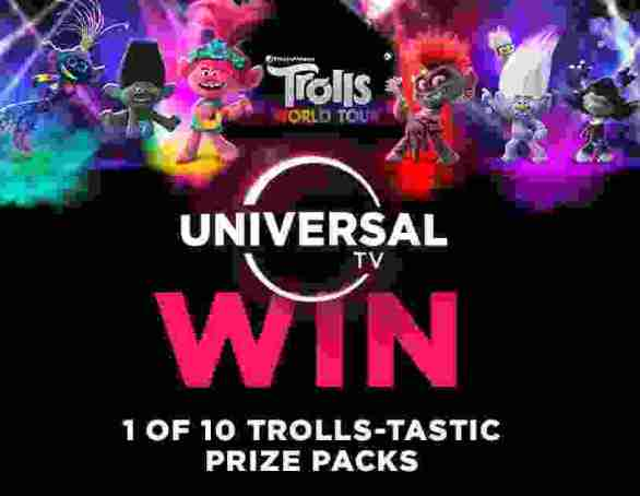 Universal-TV-Trolls-Competition