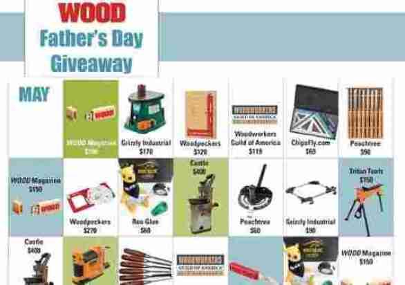 WoodMagazine-Fathers-Day-Giveaway