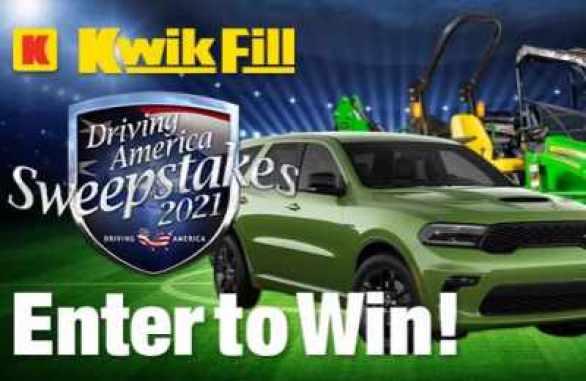 KwikFill-Driving-America-Sweepstakes