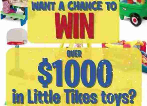 LittleTikes-Camp-Sweepstakes