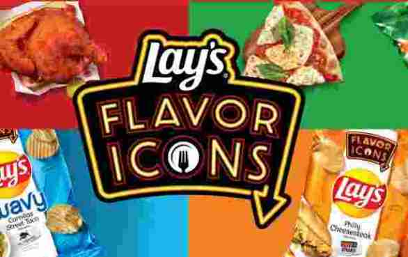 Laysflavoricons-Sweepstakes