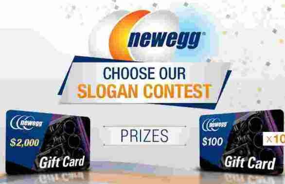Newegg-Slogan-Contest