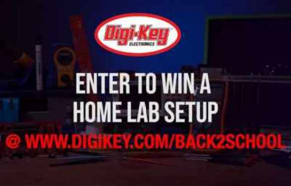 DigiKey-Back-2-School-Contest