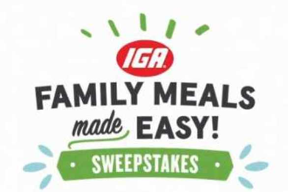 IGA-Family-Meals-Recipe-Sweepstakes