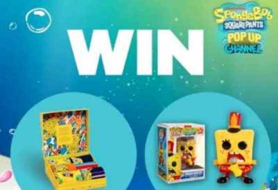 Nickelodeon-SpongeBob-Competition