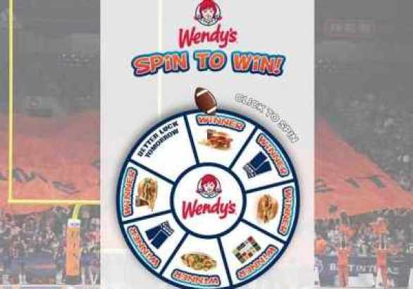 Wendys-Spin-Win-Sweepstakes