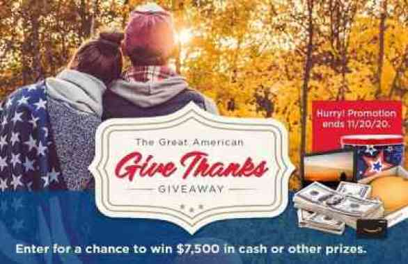 Great-American-Give-Thanks-Sweepstakes