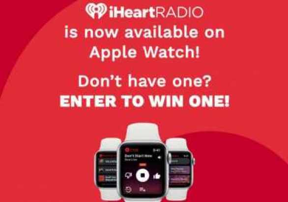 IHeart-Apple-Watch-Contest