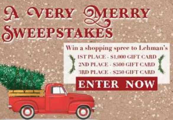 Lehmans-Very-Merry-Sweepstakes