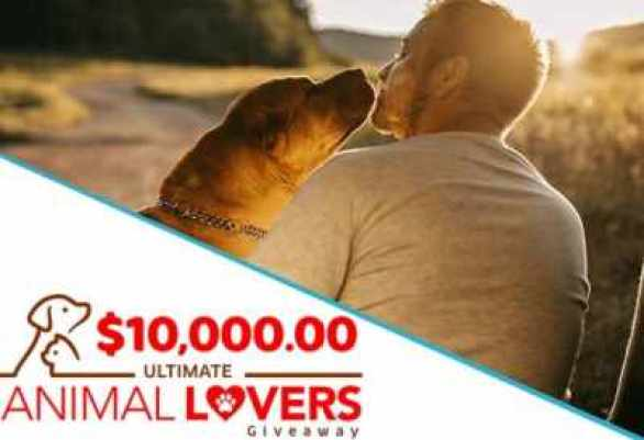 PCH-10K-Animal-Lovers-Sweepstakes