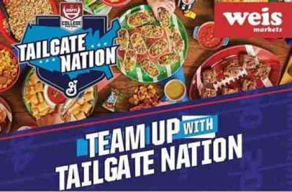 WeisMarkets-Tailgate-Nation-Sweepstakes