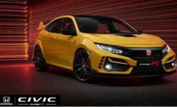 Omaze-Honda-Civic-Type-R-Sweepstakes