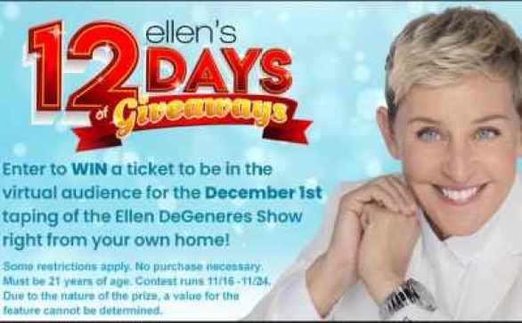 WEARTV-Ellen-Contest