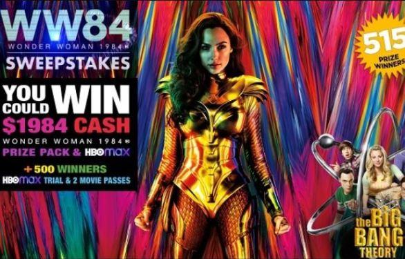 BigBangTheoryWeeknights-Wonder-Woman-Sweepstakes
