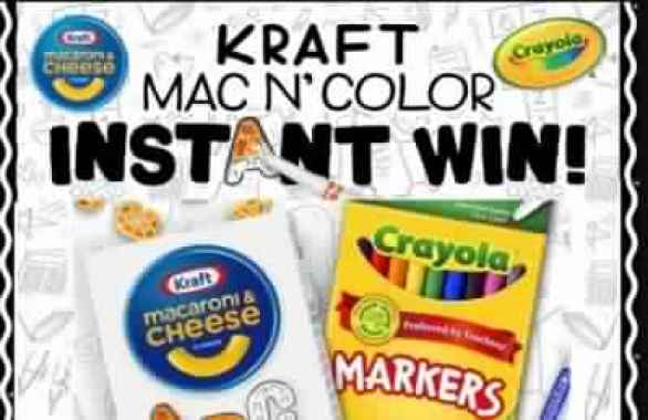 Kraftmacncolor-Sweepstakes