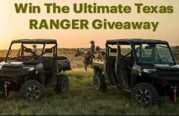 Polaris-Texas-Ranger-Giveaway