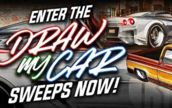 Holley-Draw-My-Car-Sweepstakes