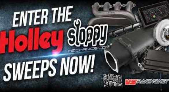 Holley-Sloppy-Sweepstakes