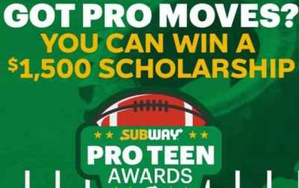 Subway-Pro-Teen-Contest