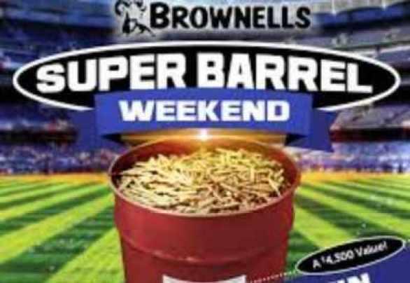 Brownells-Super-Barrel-Giveaway