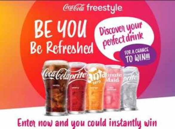 Coca-ColaFreestyle-21-Spring-Be-You-Sweepstakes