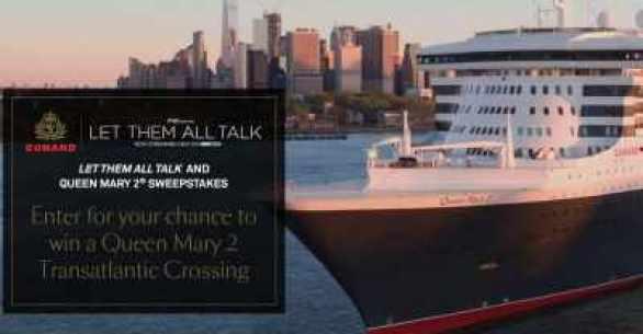 Cunard-Movie-Sweepstakes