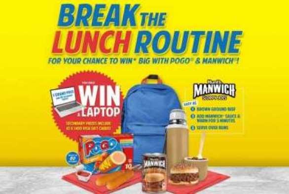 Lunchtimefavourites-Contest