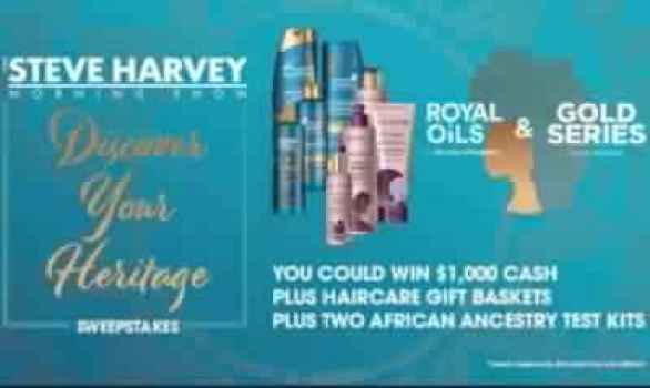 Steve-Harvey-Discover-Your-Heritage-Sweepstakes