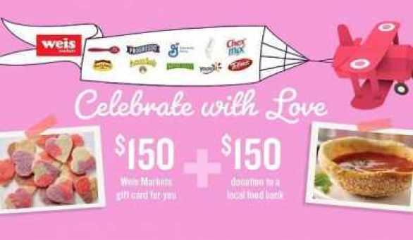 WeisMarkets-Valentine-Day-Giveaway