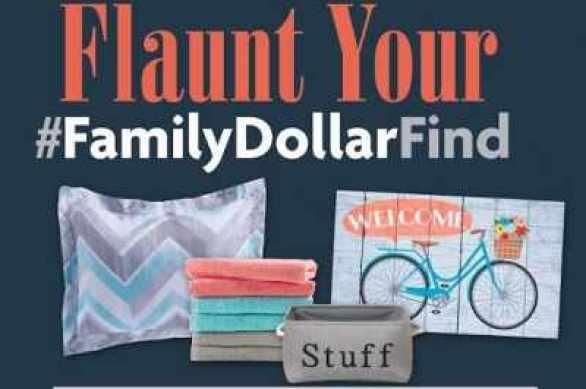 Flauntyourfind-Contest