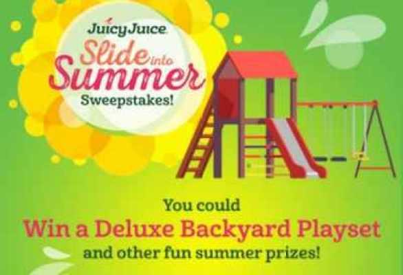 JuicyJuice-Slide-Into-Summer-Sweepstakes