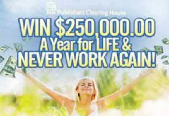 pch-250000-a-year-for-life-sweepstakes
