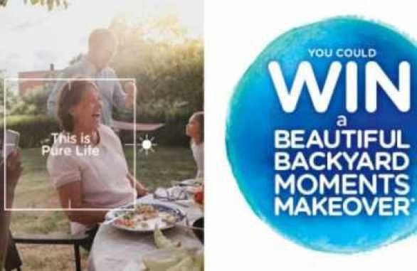 Nestle-Pure-Life-Backyard-Makeover-Sweepstakes