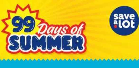 SaveALot-99-Days-Summer-Sweepstakes