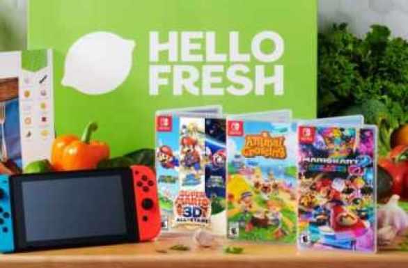 HelloFresh-Nintendo-Switch-Sweepstakes
