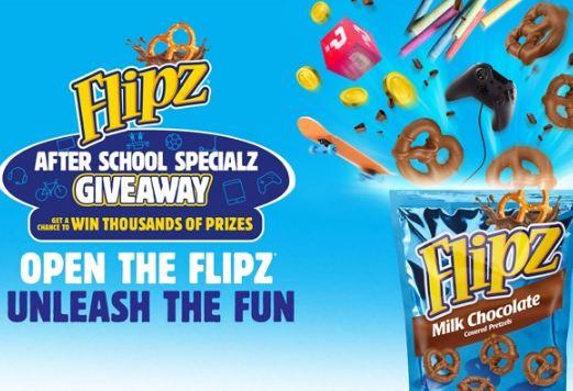 Flipzafterschool-Sweepstakes