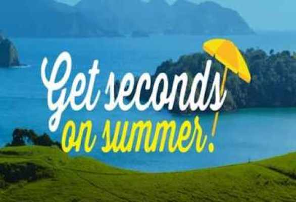 Secondsonsummer-Sweepstakes