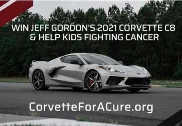 Jeff-Gordon-Corvette-Giveaway