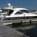 GALEON 390HT transport