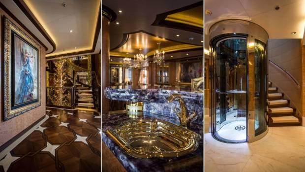 solange yacht interior
