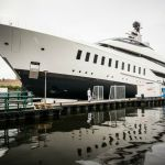 feadship halo launch