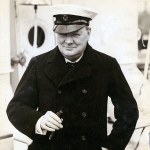 winston churchill captain