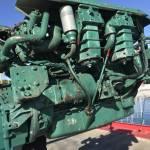 Herstelling of vervanging van 2 Volvo Penta TAMD61a motoren