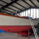 Transport zeiljacht 11m/10000kg kortgene- Balen(2490) Belgie